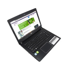 Jual Acer Aspire E5 475G-341S with NVIDIA Geforce 940MX 2GB | Ram 4GB Layar 14,0