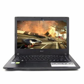 Acer Aspire E5-475G-73A3 - CORE i7-7500U - DDR4 8GB - 1TB - NVIDIA 940MX 2GB GDDR5 - 14\