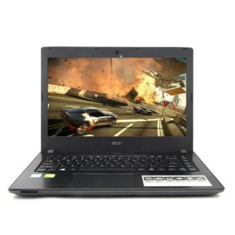 Acer Aspire E5-475G-73A3 (Steel Grey) Core i7-7500U RAM 4GB Harddisk 1TB Layar 14\