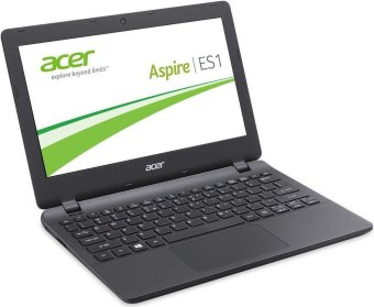 "Acer Aspire ES1 131 N3050 - 11.6"" - Intel - 2GB RAM - 500GB - Dos Black"