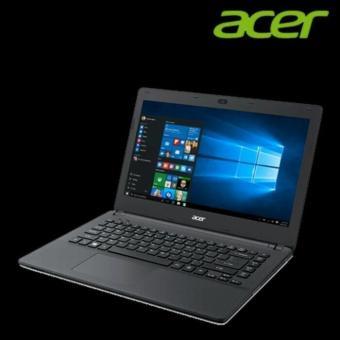 """ACER ES1 432 N3350 / 2GB / 500GB / 14"""" /DVDRW/DOS / GARANSI RESMI ACER"""