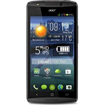 Acer Liquid E700 - 16GB - Hitam