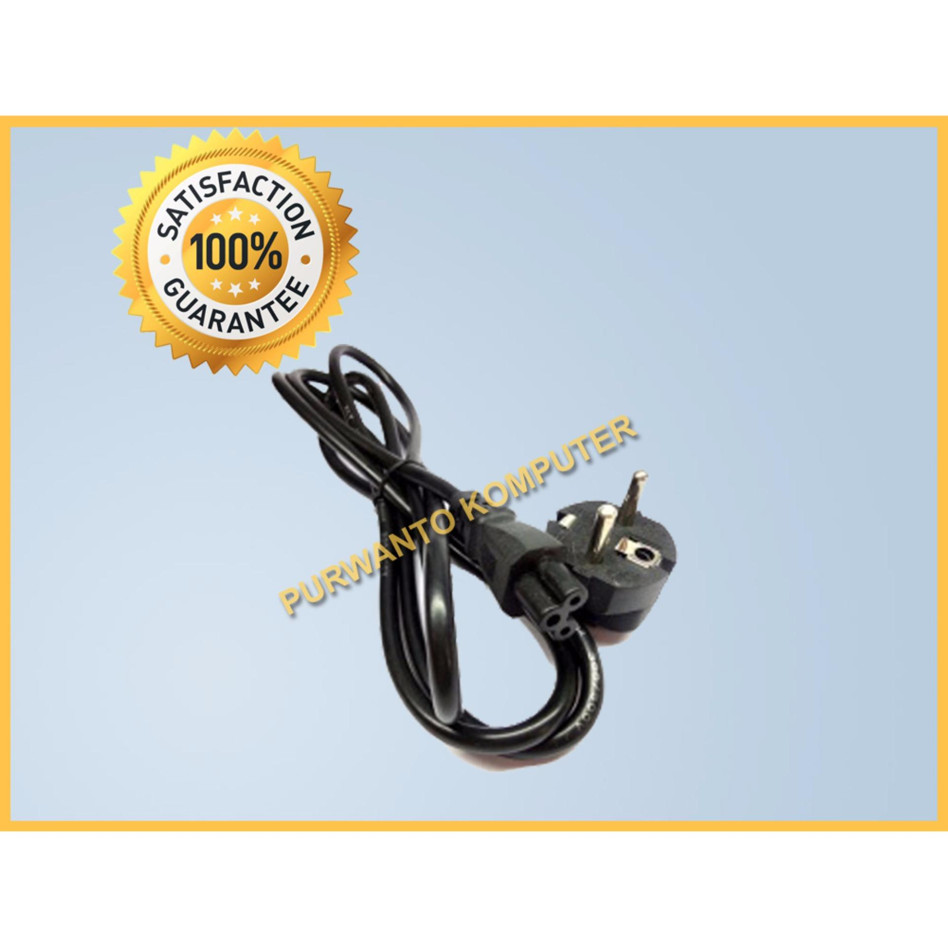 Adaptor Charger Laptop Toshiba Satellite C805 C840 C850 L800 L840 Keyboard C800 C800d M800 L830 Series Hitam Original