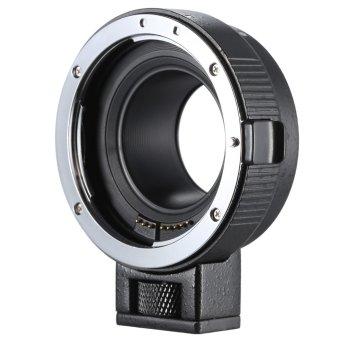 Adaptor Lensa - Andoer EF EOSM Gunung dukungan oto-paparan auto fokus dan Auto-bukaan untuk Canon EF/EF-S seri lensa untuk EOS M EF - M M2 M3 M10 tubuh gambar kamera dukungan stabilitas