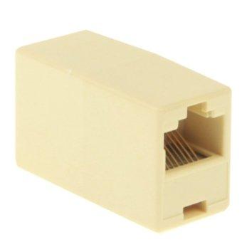 Adaptor RJ45 Network Changer LAN Extension Adapter Connector