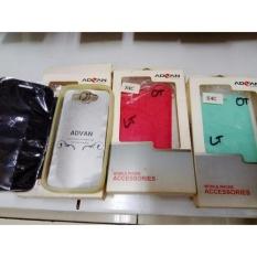 Rp 15.200. Advan Book Cover Sarung Buku Handphone Flipshell Leather Case ...