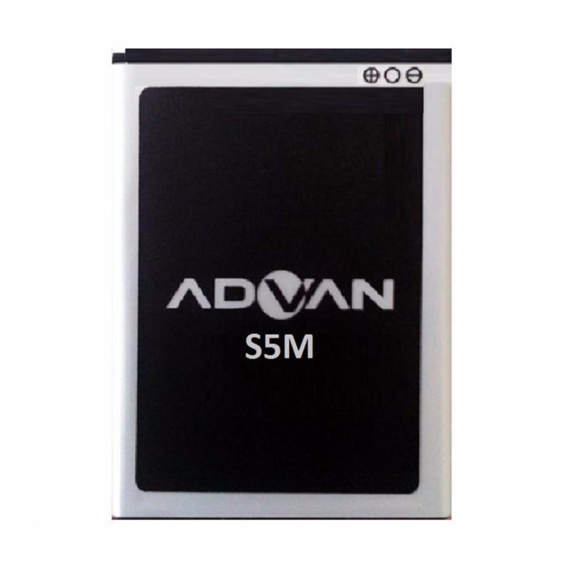 Advan S5M Battery Baterai Original 99%