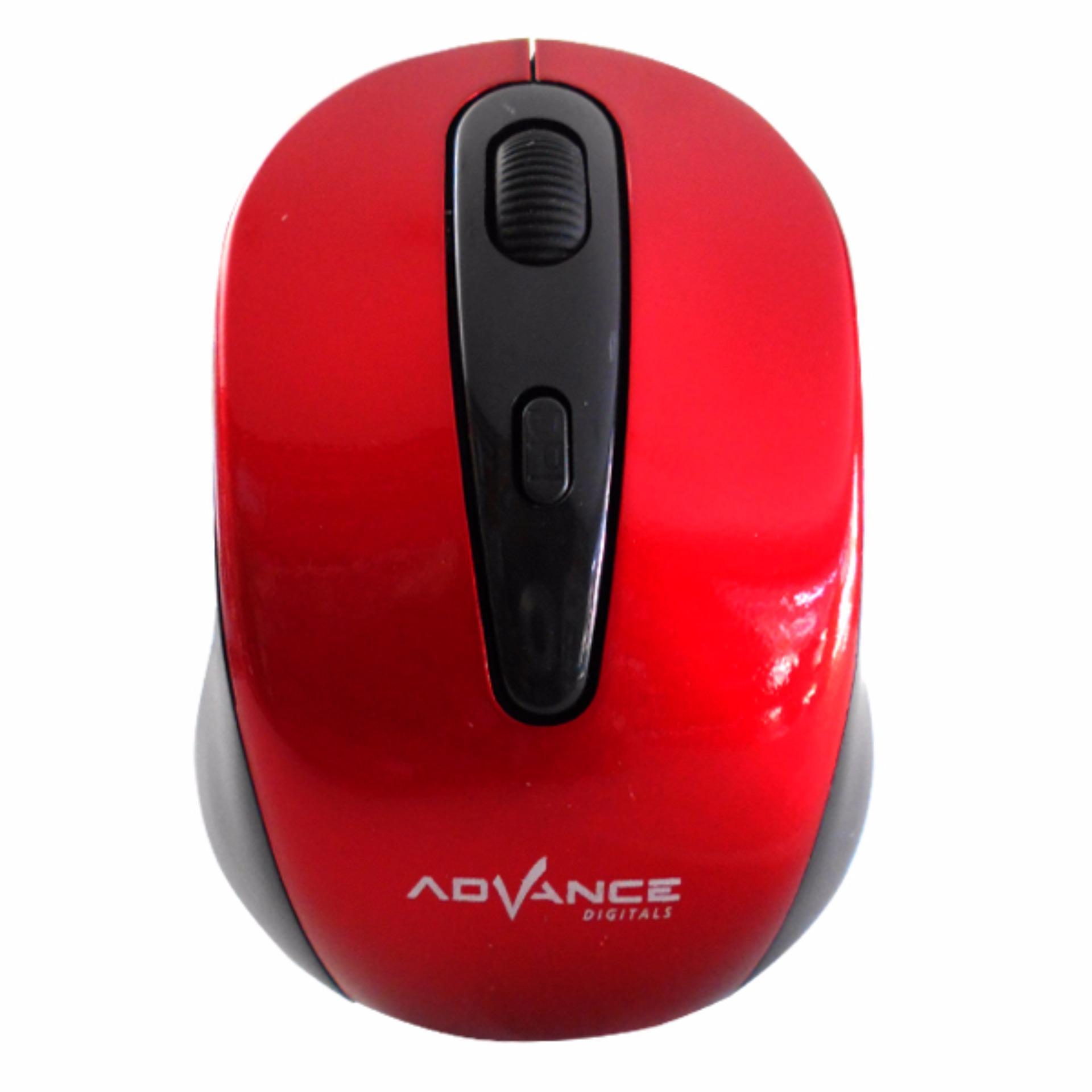 ... Advance Mouse Wireless Wm502 - B ...