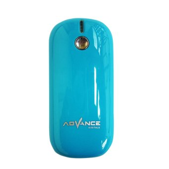 Advance Power Bank PB101C-5800 MAH - Biru