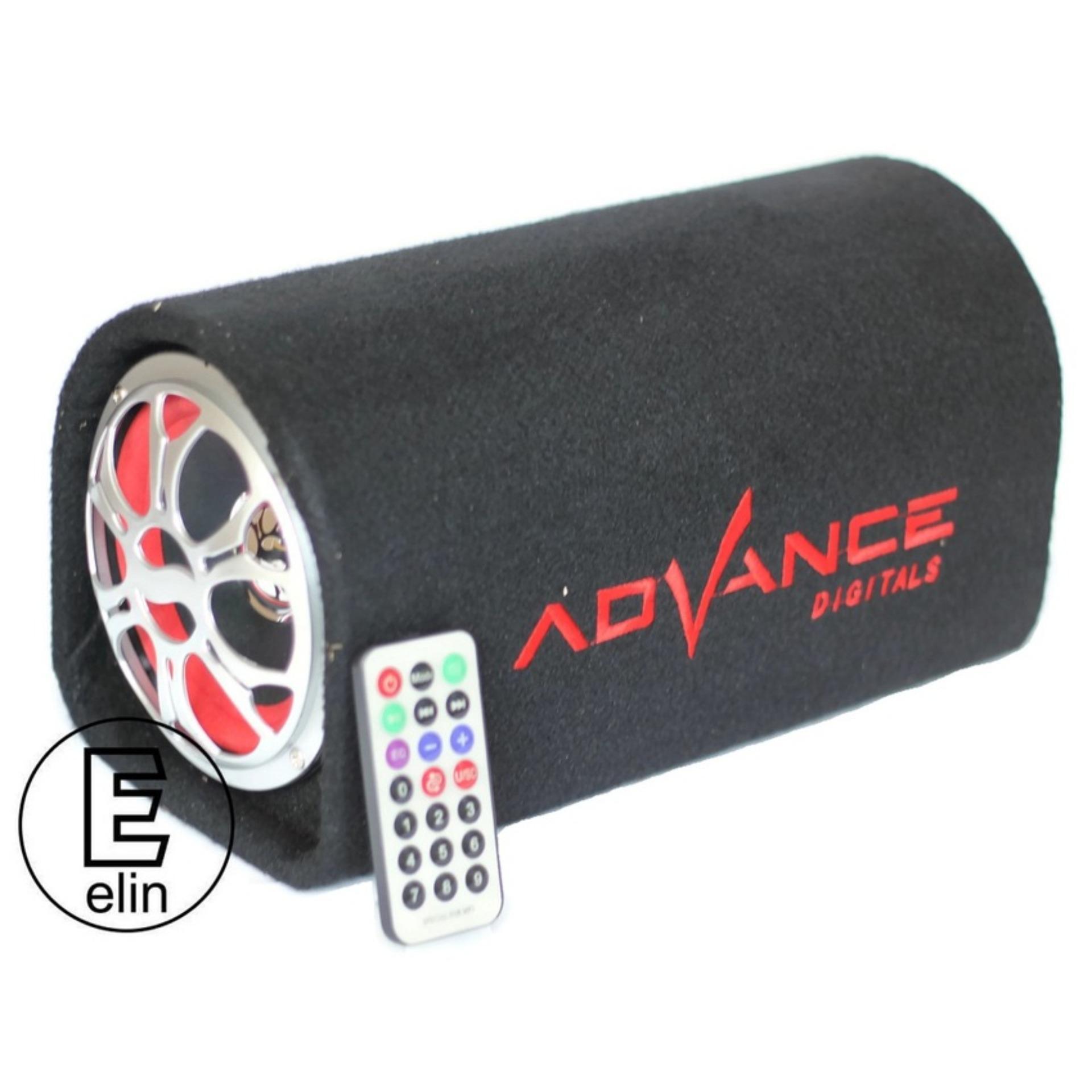 ... Advance Speaker Bluetooth Karaoke Super Woofer System - T101 BT -Hitam ...