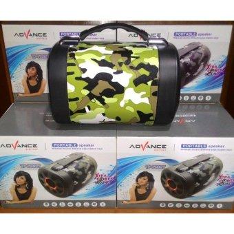 Advance Speaker Portable Bluetooth TP-700BT - 2