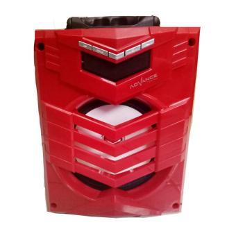 ... Gambar Advance Speaker Portable H 15 with Karaoke Function