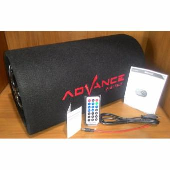 Advance Speaker Subwoofer T102 6 Inch AC-DC -Hitam - 2
