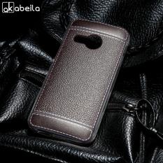 AKABEILA Lembut TPU Ponsel Cover Kasus untuk HTC Desire 620g HTC DESIRE 820 Mini D820mu Dual SIM 820 MINI 620g 5.0 Inch Meliputi Litchi Tas Telepon Shell Back Silicone Hood Perumahan Kulit-Intl