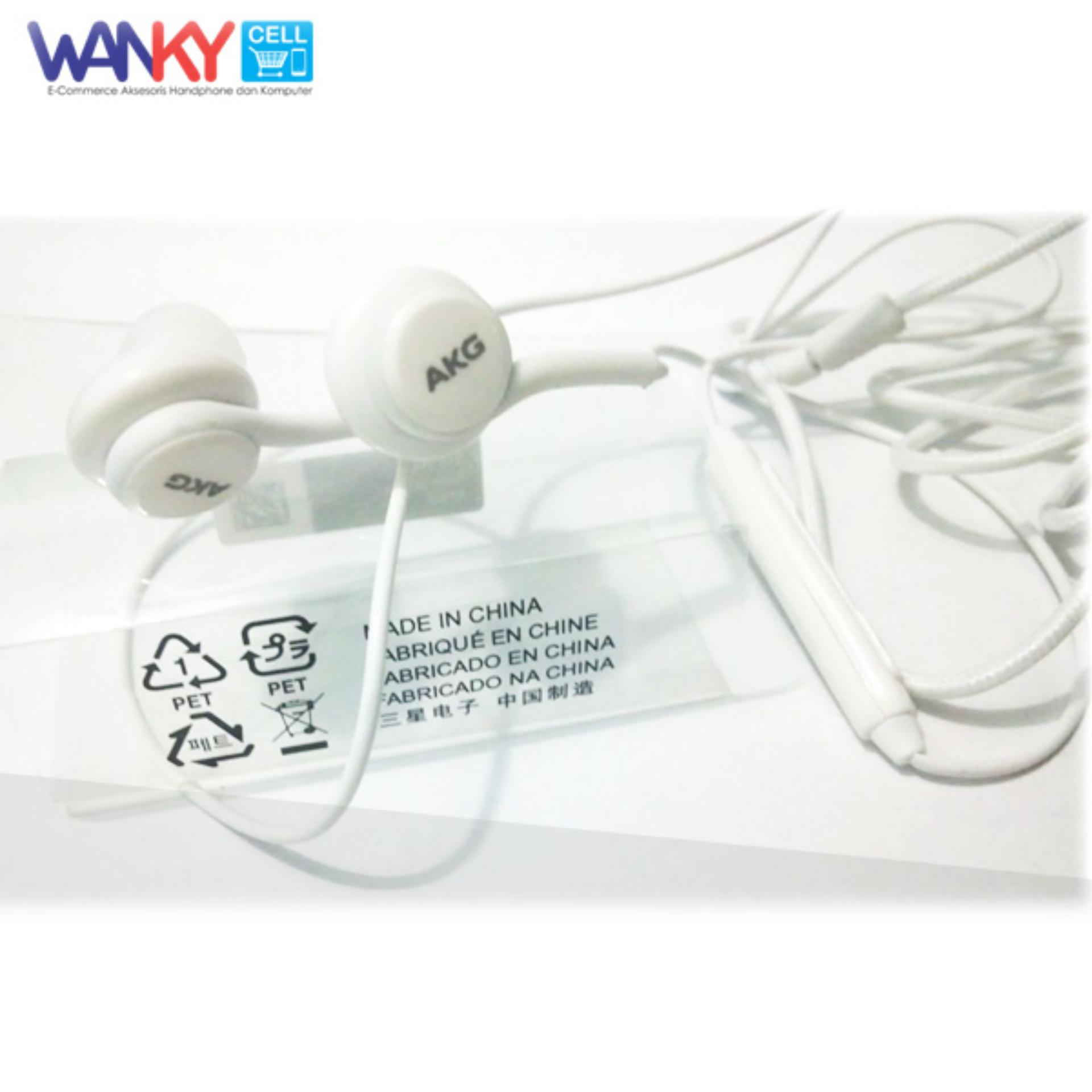 AKG Original Handsfree Headset Earphone For Samsung Galaxy S8 EO-IG955 Jack .