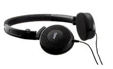 AKG Y30U Semi-Open-Air Type On-Ear Headphones - Hitam