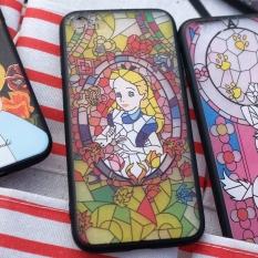 Alice iPhone7plus/iPhone6S/i7 kartun bantuan semua termasuk handphone shell