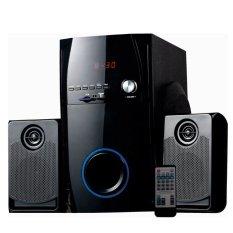 Power Up S602 Speaker Aktif -Bluetooth Connection(garansi resmipower up)Hitam. RP