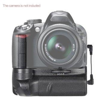 Andoer BG-2F Vertical Grip Holder for Nikon D3100 D3200 D3300 DSLR Camera EN- ...