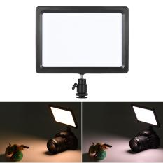 Andoer PAD-112 tipis Video LED pengganti lampu Panel 3200k - 5600k suhu disesuaikan cri85