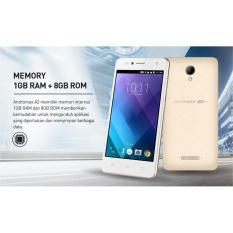 AndroMAX A2 HAIER A36C5H - 4G LTE - RAM 1GB / Hp android mewah / hp android murah / hp murah