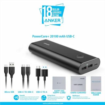 Anker PowerCore+ 20100 mAh USB-C