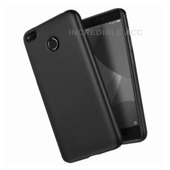 Anti Fingerprint Ultraslim Hybrid Case Baby Soft Babby Skin Softase Silicon Matte for Xiaomi Redmi 4x / Xiaomi Redmi 4x Prime - Black