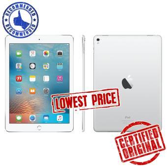 """Apple iPad Pro 12.9"""" WiFi Only Silver - 32GB - RAM 4GB - Camera 8MP - GARANSI 2 TAHUN"""