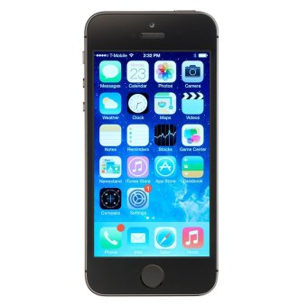 Apple iPhone 5s 16GB Grey (Garansi Resmi Indonesia SES/Trikomsel)