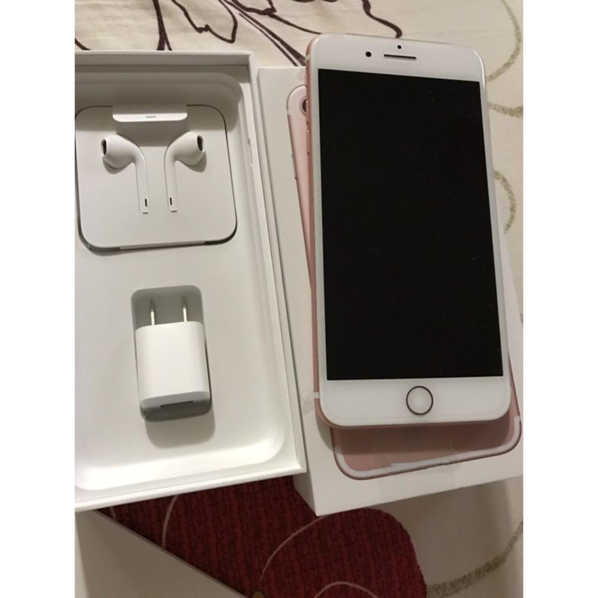 Perbandingan Harga Apple Iphone 7 Plus Rosegold 128gb Ram 3gb