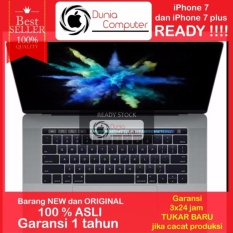 Jual Apple Macbook Pro Touch Bar 2017 MPTR2 Grey 15