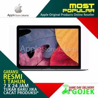 Apple New Macbook MNYF2 2017 - 12 Inch - Intel Core M3 - 8GB Ram - 256GB Flash Storage - Grey