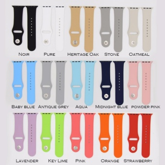 Harga Apple Watch iWatch Replacement Strap Band 38mm S/M