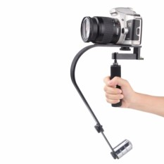Arc-shaped Handheld Steadycam Stabilizer Video Gimbal for Kamera DSLR GoPro Xiaomi Yi Action Camera Mobile Phone iPhone