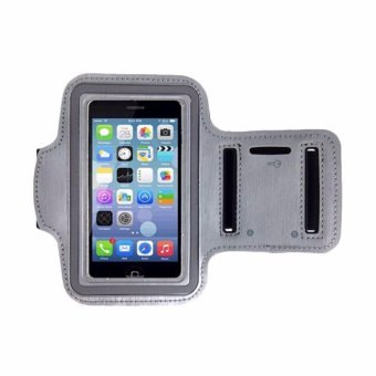 Armband for Infinix Hot 4 Pro (X556) - Abu-abu