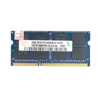 Asli merek baru DDR3 4 GB 1066 mHz PC3-8500 untuk laptop RAM memori 204pin - International