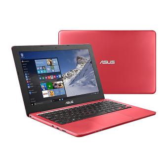 "Asus E202SA-FD114D - Intel Celeron N3060 - RAM 2GB - 500GB - 11.6"" - DOS - Red Rouge"