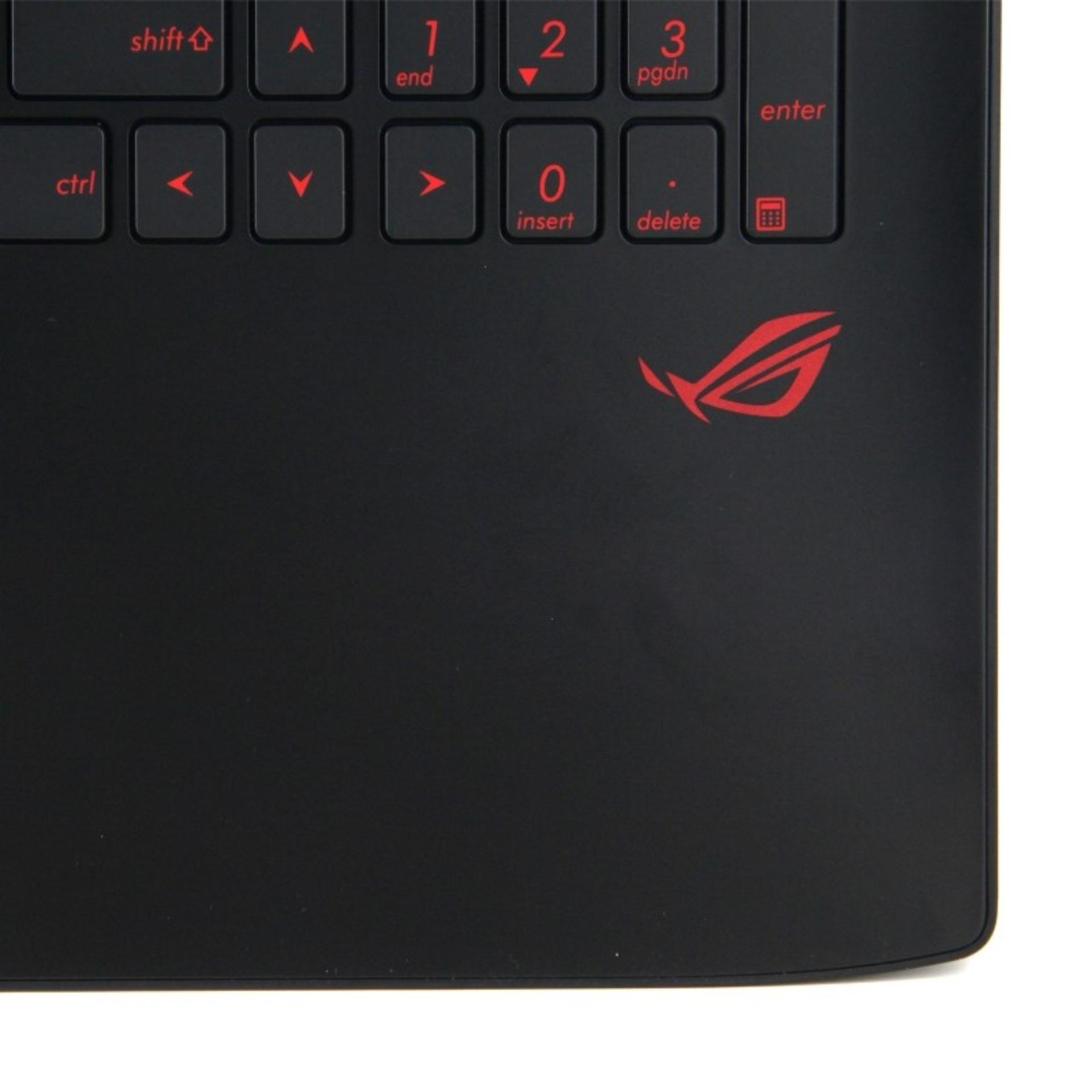 ... ASUS ROG GL552VX-DM409T - RAM 4GB - Intel Core i7-7700HQ Kabylake ...