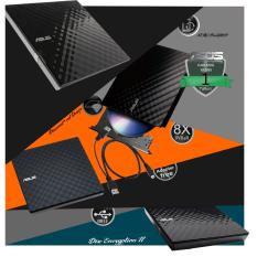 Asus SDRW-08D2S-U Lite External Slim DVD-RW, portable