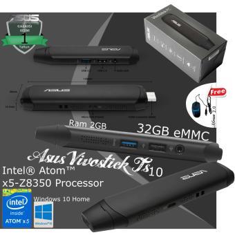 Asus Vivo stick TS10 PC X5 Z8350