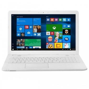 "Asus X441NA-BX004 Notebook - White [Intel Celeron Dual Core N3350/500GB/2GB/Endless OS/14""]"