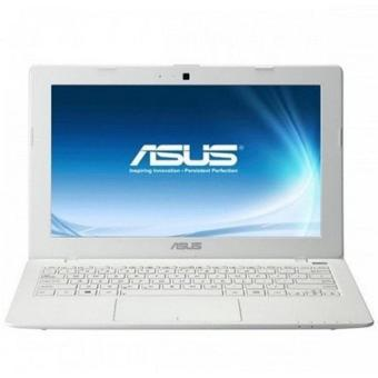 Asus X441NA-BX004 Notebook - White [Intel Celeron Dual Core N3350/500GB/2GB/WIN 10/14 Inch]