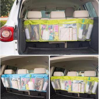 Baby Talk Auto Big Car Organizer Untuk Mobil - Tas Serbaguna Tas Penyimpanan Barang Rak Gantungan Jok Mobil Car Organizer Back Kantong Tempat Penyimpanan ...