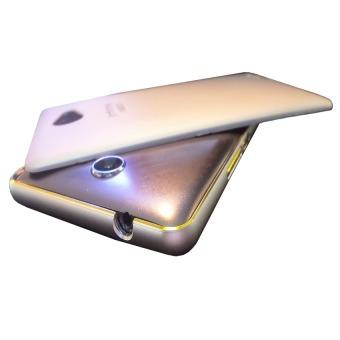 X Case Mirror Aluminium Bumper For Xiaomi MI4C Free Tempered Glass Black Lazada . Source ·