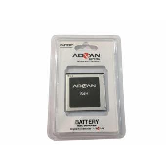 Baterai / Battery Original 99% ADVAN S4H