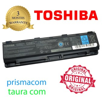 harga Baterai Laptop Original TOSHIBA Satellite c50 L70 L75 L800 L805 L830 L845 L850 L855 L870 L875, M800 M801 M805 M845, P800 P840 P845 P850 P870 P875 Series/ Tecra A50 A50-A W50 Series/ PA5023U, PA5024U, PA5025U, PA5026U, PA5027U Lazada.co.id