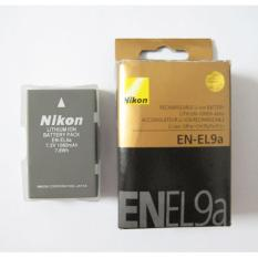 Baterai Nikon EN-EL9A For D3000 D5000 D40 D60