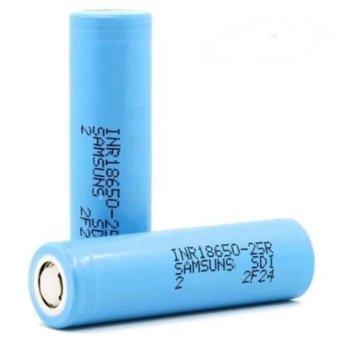 Baterai Samsuns 18650 For Powerbank Or Mods Vape Vapor 2800 mAh