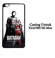 Batman arkham city 3 Casing XIAOMI MI MAX Custom Hard Case Cover