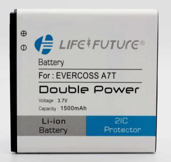 Batre / Battery / Baterai Lf Evercoss A7t Double Power + Double 2ic